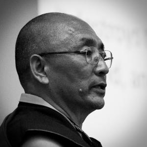 Geshe Ngawang Samten